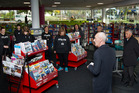 The Super Sale will be held at the location the library occupied while Te Aka Mauri was being refurbished. Photo/File