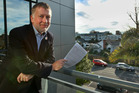 Hawke's Bay DHB chief executive Dr Kevin Snee said funding for health was determined by census data and filling it in was vitally important. Photo File