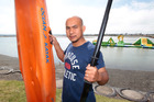 Pandora Kayaks owner Van Chan Jack says the closure of the pond has caused him to lose money at the time he usually makes the most. Photo / Duncan Brown
