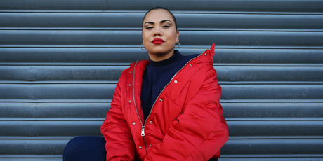Choreographer and dancer Parris Goebel. Photo / Doug Sherring