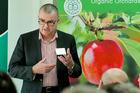 New Zealand Apples and Pears CEO, Alan Pollard. Photo / Warren Buckland