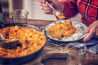 Delicious homemade chicken curry dish with basmati rice. Cook it and know pleasure, says Northern Advocate column writer Joe Bennett. Photos / Getty Images