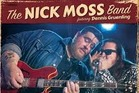 The Nick Moss Band is certainly full of talent.