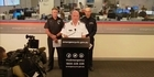 Watch: Emergency Commissioner gives conference on Victoria fires