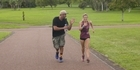 Watch: ANZ Sports Scene: Olympic walker Alana Barber puts Marc through his paces