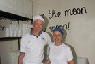 Sue Arthur and Neil Willman, founders of the New Zealand Cheese Factory. Photo / Supplied