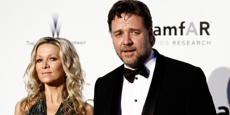 Actor Russell Crowe and Danielle Spencer divorced last year after their 2012 split. Photo / supplied.