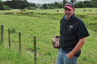Stuart Robbie will TB test his beef cattle once every three years, instead of every two, saving costly musters each year.