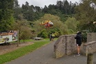 A woman suffered serious injuries when she fell on a walking track in the Karangahake Gorge. Photo/File