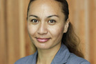 Marama Davidson was announced today as the winner of the Green Party election for female co-leader role.
