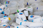 New Zealand previously shipped 15 million tonnes of waste plastic alone to Chinese processing plants each year. Photo / File