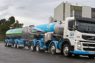 Dairy giant Fonterra has struck a deal with a Hastings food and drink manufacturer Apollo Foods. Photo File