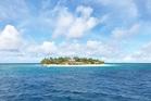 Beachcomber Island in Fiji. Photo / Stephanie Holmes