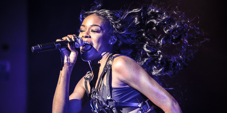 Azealia Banks performs on stage at Brixton Academy on September 19, 2014 in London, United Kingdom. Photo / Getty