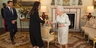 Watch: Prime Minister Jacinda Ardern meets the Queen