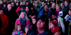 View: Rotorua Anzac Day