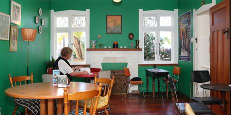 Garnet Station Cafe, 85 Garnet Rd, Westmere. Photo / Getty Images.