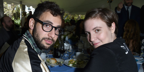 Jack Antonoff and Lena Dunham parted ways after five years together. Photo / Getty Images