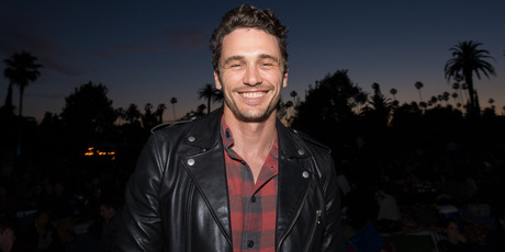 James Franco attends Cinespia's screening of 'North by Northwest' held at Hollywood Forever on May 27, 2017. Photo / Getty