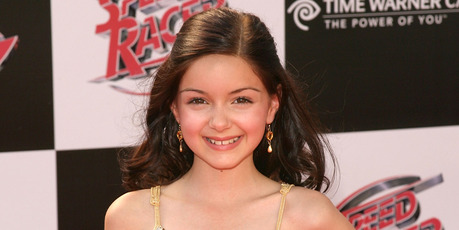 Actress Ariel Winter arrives at the Speed Racer world premiere at the Nokia Theatre on April 26, 2008 in Los Angeles. Photo / Getty