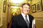 Former Deputy Leader Jim Anderton. Photo / Getty Images