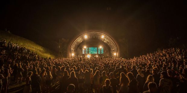 Soundsplash offers three stages packed with nearly 40 acts. Photo / File