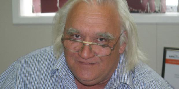 Northland Age editor Peter Jackson.