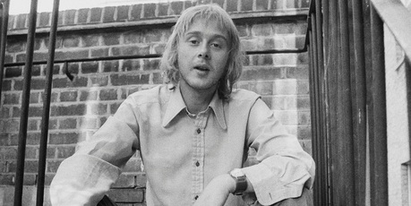 Danny Kirwan made a number of solo albums, including Second Chapter, which was released three years after being fired from Fleetwood Mac. Photo / Getty Images