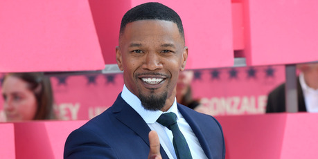 "Jamie Foxx attends the European premiere of ""Baby Driver"" at Cineworld Leicester Square on June 21, 2017 in London, United Kingdom. Photo / Getty"