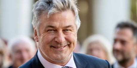Race is on! Alec Baldwin claimed he would '1000 percent win' against Donald Trump in the race to Presidency in 2020. Photo / Getty Images