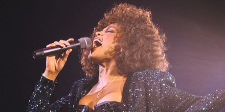 Whitney, directed by the Oscar-winner Kevin MacDonald, is a documentary that explores how a tall, shy, skinny teenager from New Jersey became the greatest pop diva of her day. Photo / Getty Images