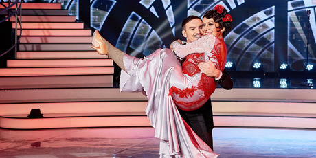 Marama Fox during her time on Dancing With The Stars. Photo / Supplied