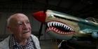 Watch: Tauranga's 93-year-old pilot