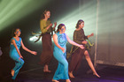 Dargaville High School students perform in the 2012 Stage Challenge.