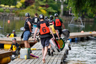 SUCCESSION planning was the main theme of last weekend's Canoe Polo Development Camp held in Palmerston North. PHOTO: SUPPLIED