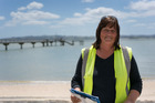 Boat ramp surveyors like Kim McNamara will be at 20 of the busiest boat ramps along the northeast coast this summer.