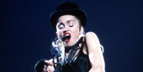 Madonna performing in New York in 1998. Photo / Getty Images