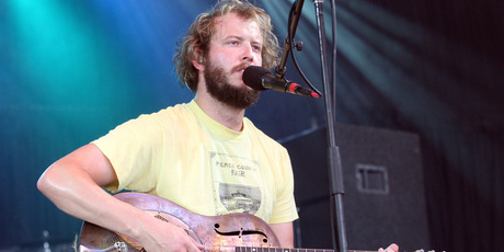 Musician Justin Vernon of Bon Iver performs on stage during Bonnaroo 2009 on June 13, 2009. Photo / Getty