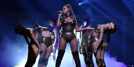 Beyonce performs onstage during TIDAL X: 1015 on October 15, 2016 in New York City. Photo / Getty