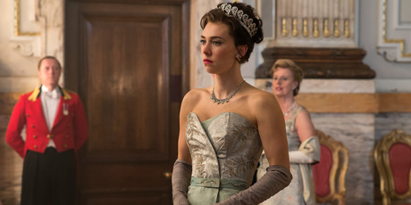 Vanessa Kirby played the role of Princess Margaret for the first two seasons. Photo / Netflix