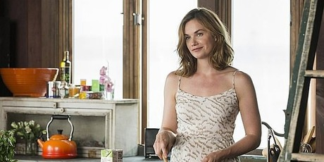 Ruth revealed she'd had enough of showing her breasts in sex scenes with The Affair co-star Dominic West, so the actor was made to bare more skin. Photo / Supplied