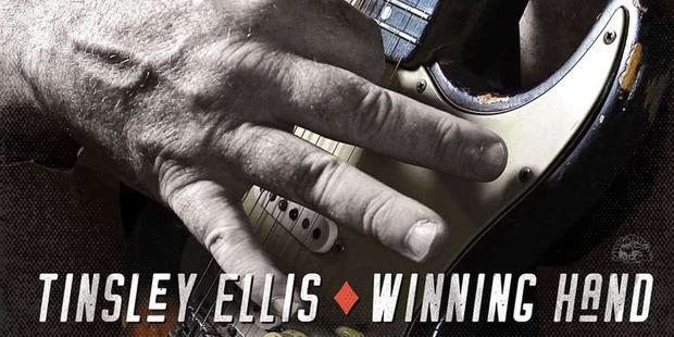 Tinsley Ellis is a truely original songwriter.