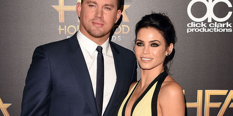 Actors Channing Tatum (L) and Jenna Dewan Tatum attend the 19th Annual Hollywood Film Awards at The Beverly Hilton Hotel in 2015. Photo / Getty Images