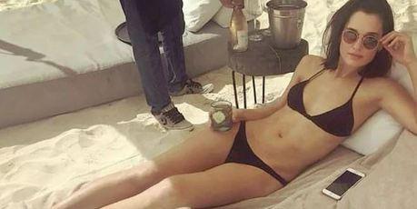 Kate Harrison is dating Chloe Grace Moretz. Photo / Instagram