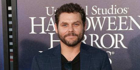Actor Jason James Richter pictured in September. Photo / Getty Images