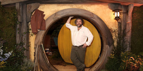 Sir Peter Jackson attends a photocall for The Hobbit: The Battle Of The Five Armie on December 3, 2014 in London, England. Photo / Getty