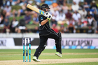 New Zealand expect to welcome back Colin Munro. Photo / Photosport