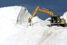 Dominion Salt Limited at Mount Maunganui. Photo/NZH