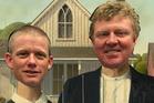 Jason Uden and Jeremy Rookes, aka - the Two Farmer Js. Photo / File