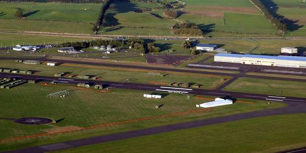 Local councils have asked for further testing of properties around Ohakea airbase.